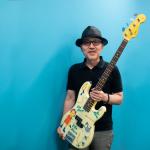 【根岸孝旨インタビュー】「とにかく異常なロック好きなことは分かった」と、初めて僕のベースを認めてくれたのが桑田さんでした