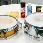 ドラム初心者のためのスネア・メンテナンス講座【ヘッド交換編】