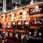 エキゾチック(Xotic)のギターシリーズ・XTCが新登場!テレキャスター・タイプを実際に弾いてみた【楽器フェア2018】